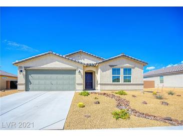 Photo one of 3580 E Gunnison Ave Pahrump NV 89061 | MLS 2289414