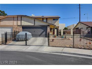 Photo one of 4330 Shalimar Ave Las Vegas NV 89115 | MLS 2289565