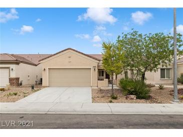 Photo one of 7417 Petrel St North Las Vegas NV 89084 | MLS 2289592