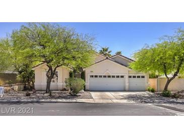 Photo one of 1280 Rolling Sunset St Henderson NV 89052   MLS 2289660
