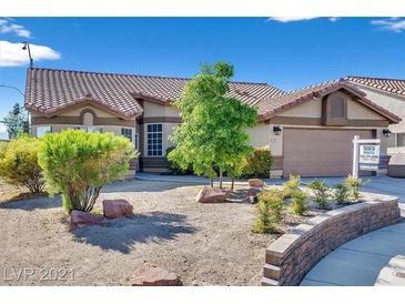 Photo one of 4801 Gentle Pines Ct Las Vegas NV 89130 | MLS 2290007