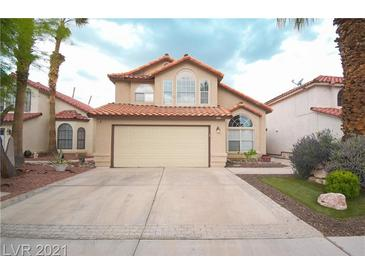 Photo one of 3541 Leor Ct Las Vegas NV 89121 | MLS 2290234
