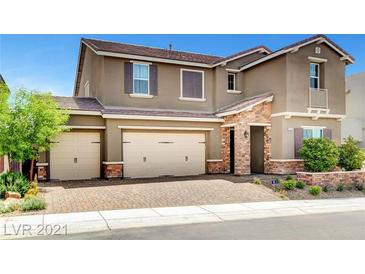 Photo one of 3361 Carsebridge Dr Henderson NV 89044 | MLS 2290436
