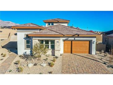 Photo one of 12430 Tudor Arch Dr Las Vegas NV 89138 | MLS 2290446