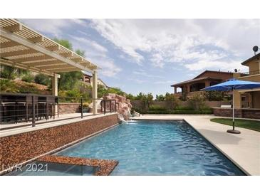 Photo one of 12284 Crystal Shore Ave Las Vegas NV 89138 | MLS 2290649