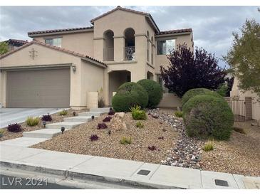 Photo one of 932 Tudela Ct Las Vegas NV 89138 | MLS 2290817