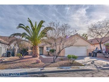 Photo one of 2509 Windy Hills Ave North Las Vegas NV 89031 | MLS 2291218