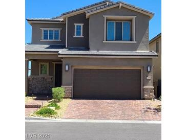Photo one of 10936 Compass Barrel Pl Las Vegas NV 89138 | MLS 2291379