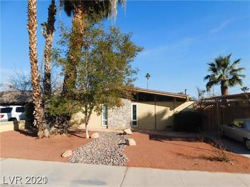 Photo one of 1805 S 16th St Las Vegas NV 89104 | MLS 2291388