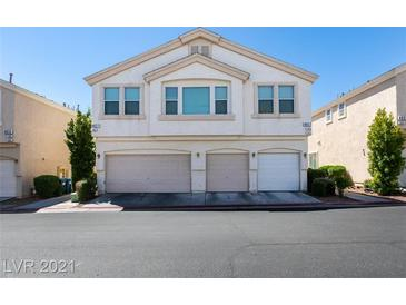 Photo one of 8827 Tomnitz Ave # 102 Las Vegas NV 89178 | MLS 2291476