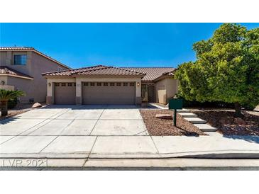 Photo one of 3061 Evening Wind St Henderson NV 89052 | MLS 2291524
