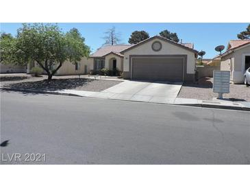 Photo one of 2919 Ferret Fall Ave North Las Vegas NV 89030 | MLS 2291542