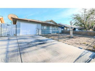 Photo one of 3509 E Carey Ave North Las Vegas NV 89030 | MLS 2291636