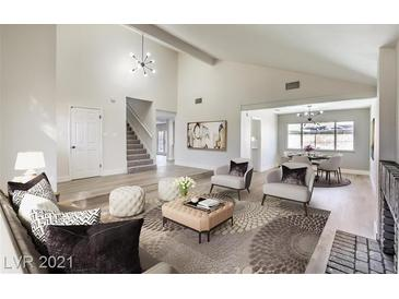 Photo one of 334 Esquina Dr Henderson NV 89014 | MLS 2291652