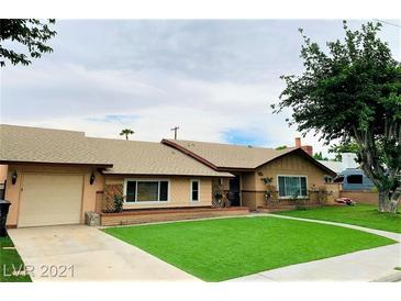 Photo one of 2701 Colanthe Ave Las Vegas NV 89102 | MLS 2291821