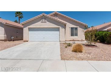 Photo one of 610 Ana Raquel Ave North Las Vegas NV 89031 | MLS 2291863