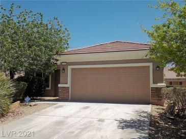 Photo one of 7426 Widewing Dr North Las Vegas NV 89084 | MLS 2291869