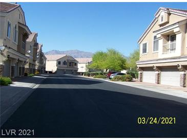 Photo one of 3609 Indigo Flower St # 3 North Las Vegas NV 89084 | MLS 2291909