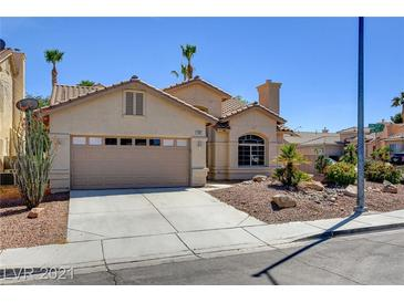 Photo one of 1061 Coral Desert Dr Las Vegas NV 89123 | MLS 2291935