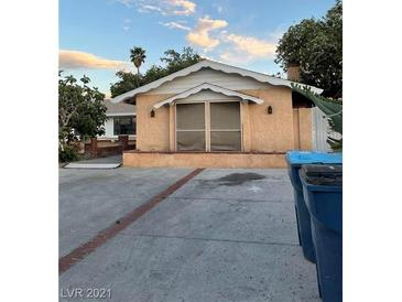 Photo one of 4305 Esmeralda Ave Las Vegas NV 89102 | MLS 2292000
