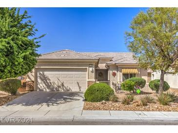 Photo one of 2128 Willow Wren Dr North Las Vegas NV 89084 | MLS 2292072
