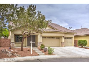 Photo one of 4220 Helens Pouroff Ave North Las Vegas NV 89085 | MLS 2292265