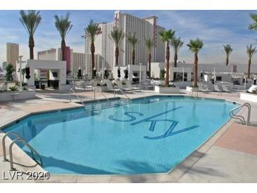 Photo one of 2700 Las Vegas Bl # 1207 Las Vegas NV 89109 | MLS 2292280