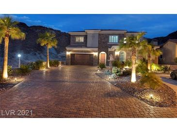 Photo one of 42 Costa Tropical Dr Henderson NV 89011   MLS 2292576