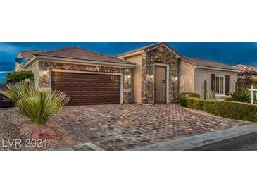 Photo one of 2558 Portsmouth Creek Ave Henderson NV 89052 | MLS 2294135