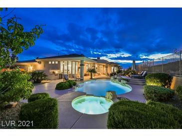 Photo one of 24 Starbrook Dr Henderson NV 89052 | MLS 2295991