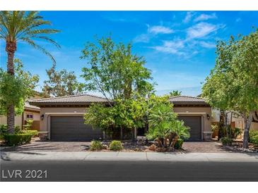 Photo one of 1447 Foothills Village Dr Henderson NV 89012 | MLS 2296111