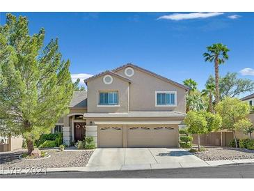 Photo one of 1771 Clearwater Canyon Dr Henderson NV 89012 | MLS 2296206