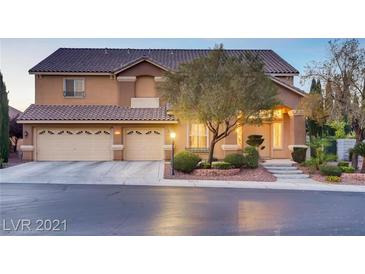 Photo one of 3090 Viale Marco Polo Henderson NV 89052   MLS 2296486