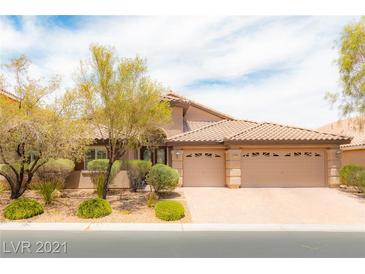 Photo one of 8136 Dolce Volpe Ave Las Vegas NV 89178 | MLS 2297763