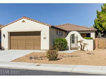 Photo one of 5657 Serenity Haven St North Las Vegas NV 89081 | MLS 2298030
