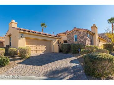 Photo one of 1159 Calcione Dr Henderson NV 89011 | MLS 2298049
