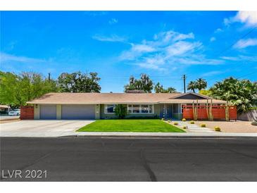 Photo one of 1260 Strong Dr Las Vegas NV 89102   MLS 2298265