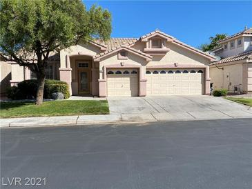 Photo one of 3072 Paseo Mountain Ave Henderson NV 89052 | MLS 2298369