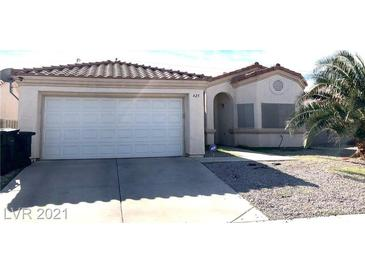 Photo one of 425 Mulberry Glen Dr North Las Vegas NV 89031 | MLS 2298528