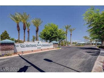 Photo one of 546 Eagle Perch Pl Henderson NV 89012 | MLS 2298765