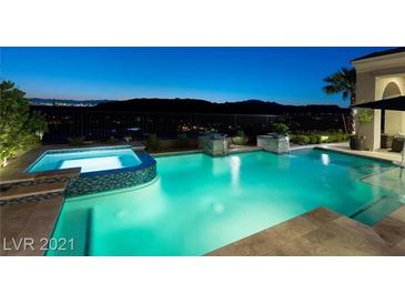 Photo one of 35 Costa Tropical Dr Henderson NV 89011   MLS 2299035