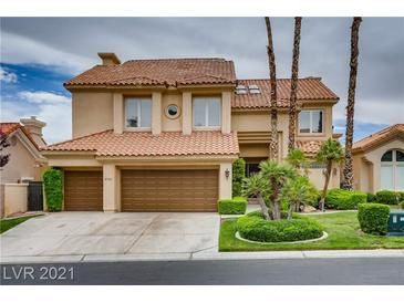 Photo one of 8745 Double Eagle Dr Las Vegas NV 89117 | MLS 2299156