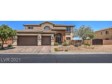 Photo one of 7236 Mithril Ave Las Vegas NV 89178 | MLS 2299222