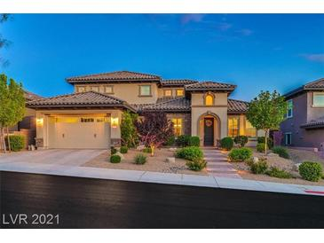 Photo one of 2557 Luberon Dr Henderson NV 89044 | MLS 2299345