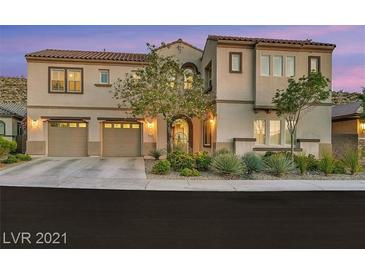 Photo one of 2129 De Rouge Ave Henderson NV 89044   MLS 2299369