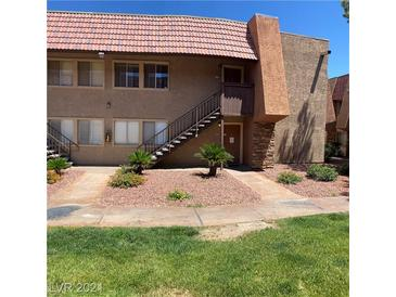 Photo one of 5449 Indian River Dr # 416 Las Vegas NV 89103   MLS 2299698