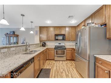 Photo one of 2060 Waterlily View St Henderson NV 89044 | MLS 2299748