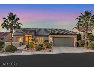 Photo one of 2082 Pepperell Ave Henderson NV 89044 | MLS 2299797