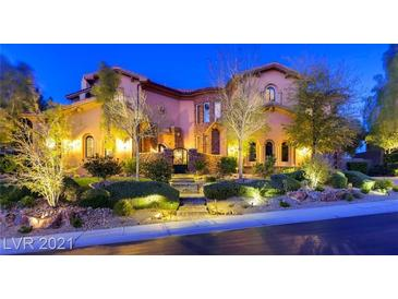 Photo one of 18 Bloomfield Hills Dr Henderson NV 89052 | MLS 2299833