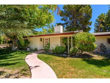 Photo one of 711 Campbell Dr Las Vegas NV 89107 | MLS 2299942